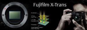 Il sensore X-Trans di Fujifilm